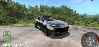 Renault Megane RS [0.6.0], 1 photo